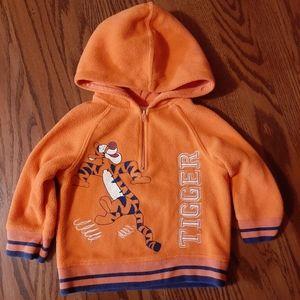 Tigger hooded pullover